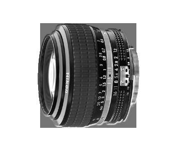 50mm f/1.2 Nikkor