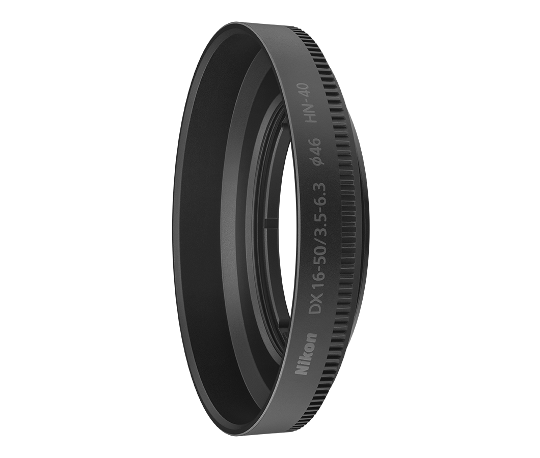 Lens Hood HN-40 for NIKKOR Z DX 16-50mm f/3.5-6.3 VR