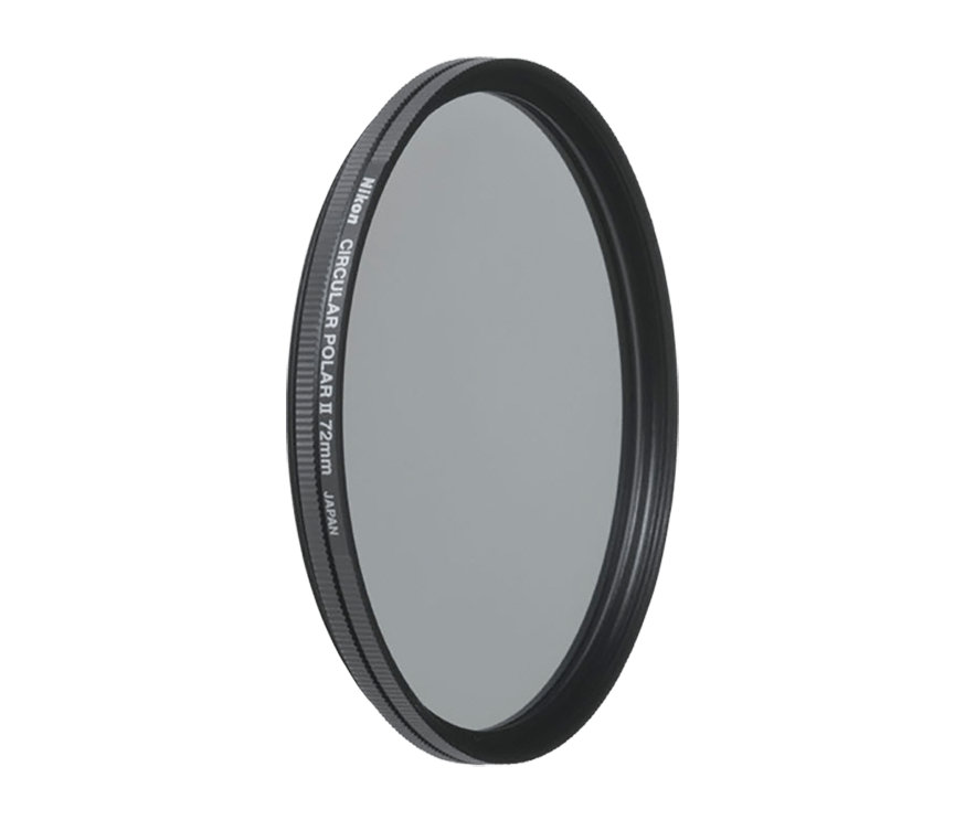 72 mm Circular Polarizing Filter II