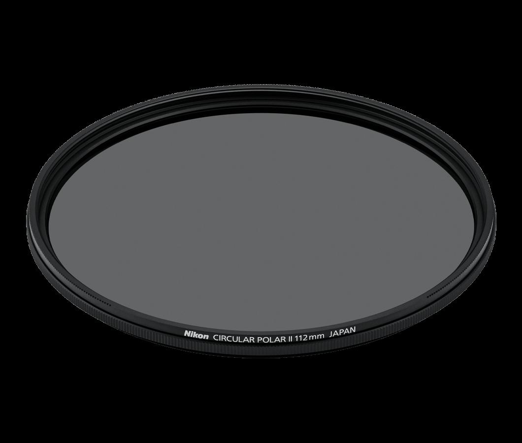 112 mm cirkulært polarisationsfilter II