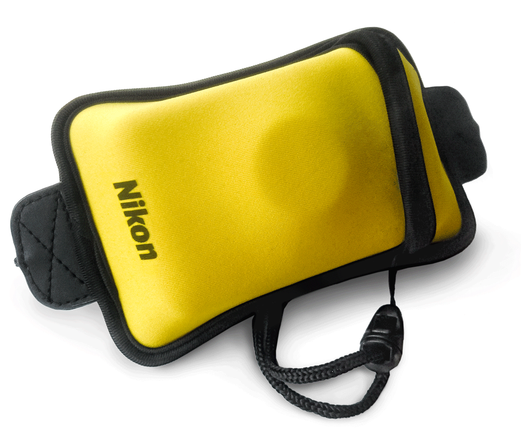 Floating Pouch With Strap