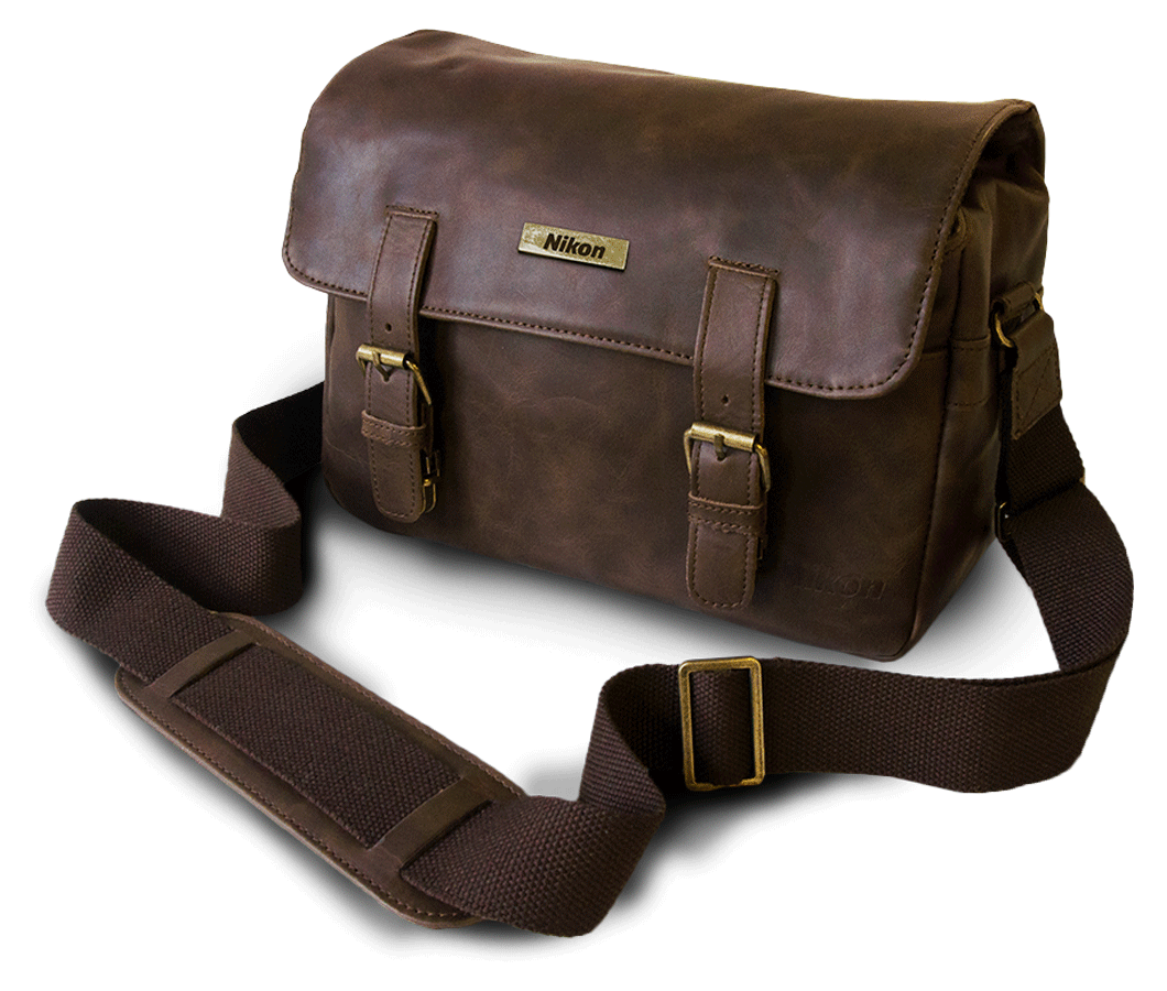 Leder-Messenger-Bag CS-P14