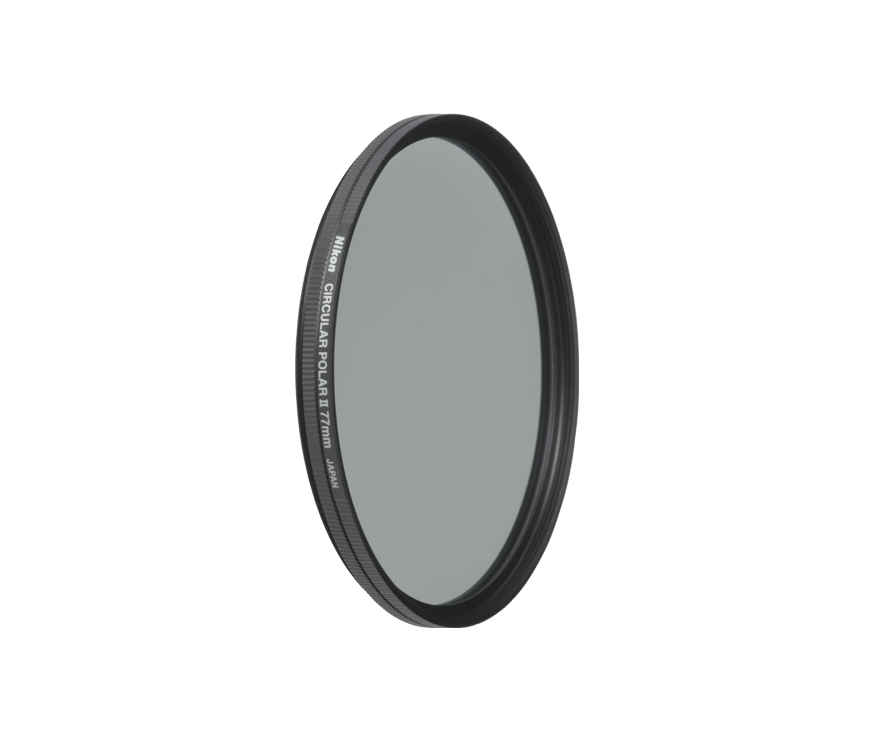 77 mm ringpolariseeritud filter II