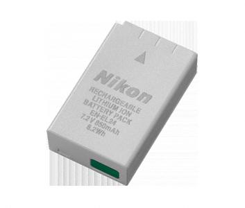 EN-EL24 Genopladeligt Li-ion-batteri
