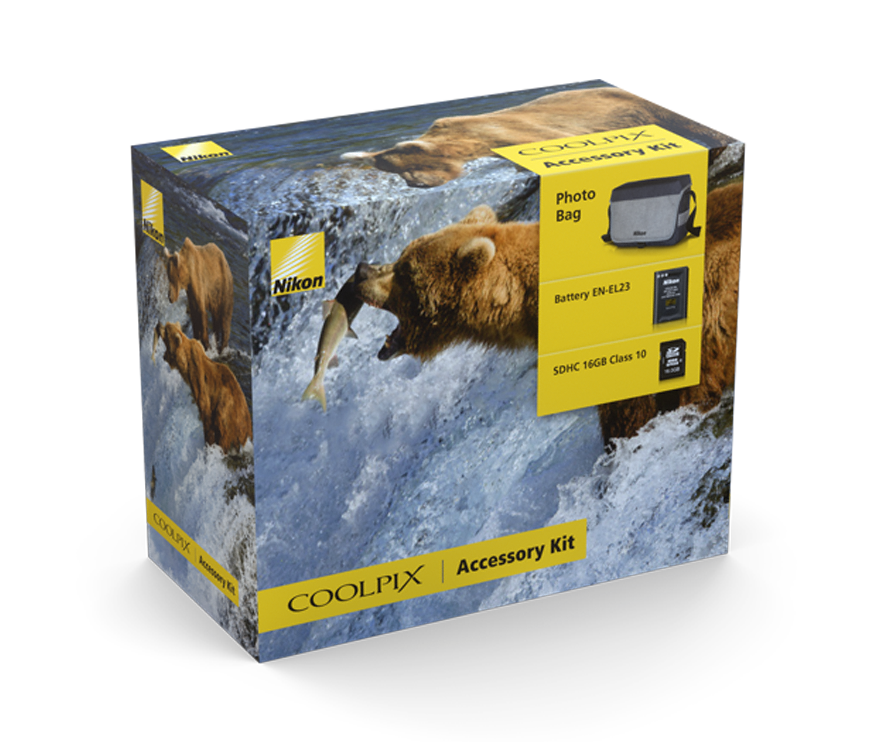 Kit di accessori per COOLPIX P900