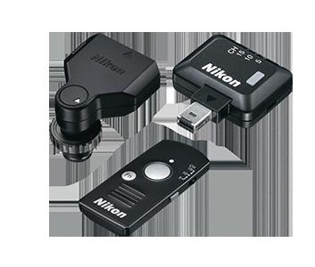 Vezeték nélküli távvezérlő készlet - jeladó-vevő WR-R10, jeladó WR-T10, WR adapter WR-A10