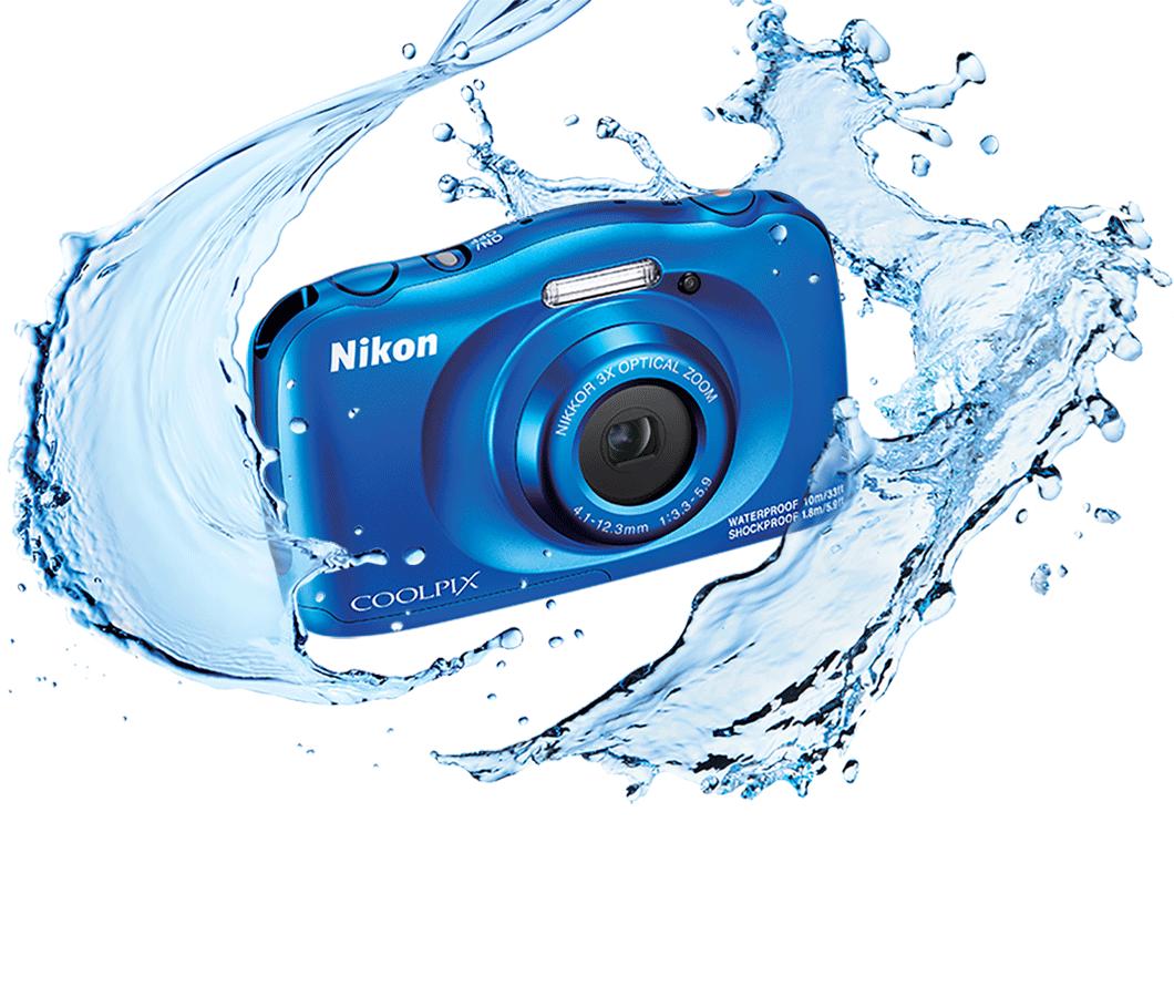 Nikon Coolpix W150 Su Gecirmez Kompakt Fotograf Makinesi