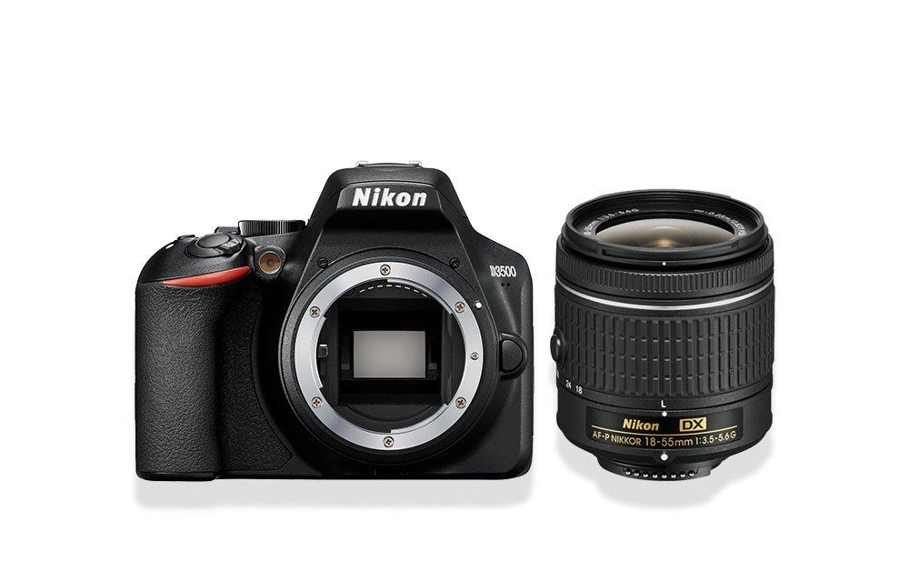 nikon d3500 dx dslr camera body kits accessories