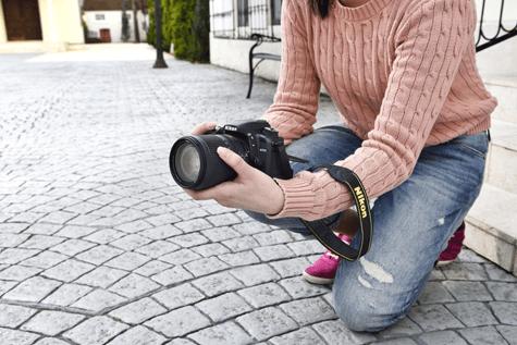 Nikon d7500 qualit d 39 image au format dx de r f rence for Definizione camera