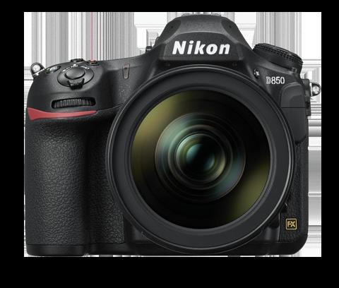 Telo fotoaparátu D850