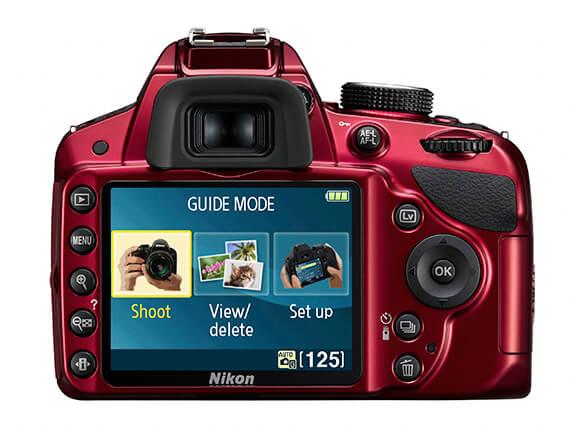 Ogromnie Lustrzanka cyfrowa HD Nikon D3200 | Lustrzanka cyfrowa firmy Nikon MJ93