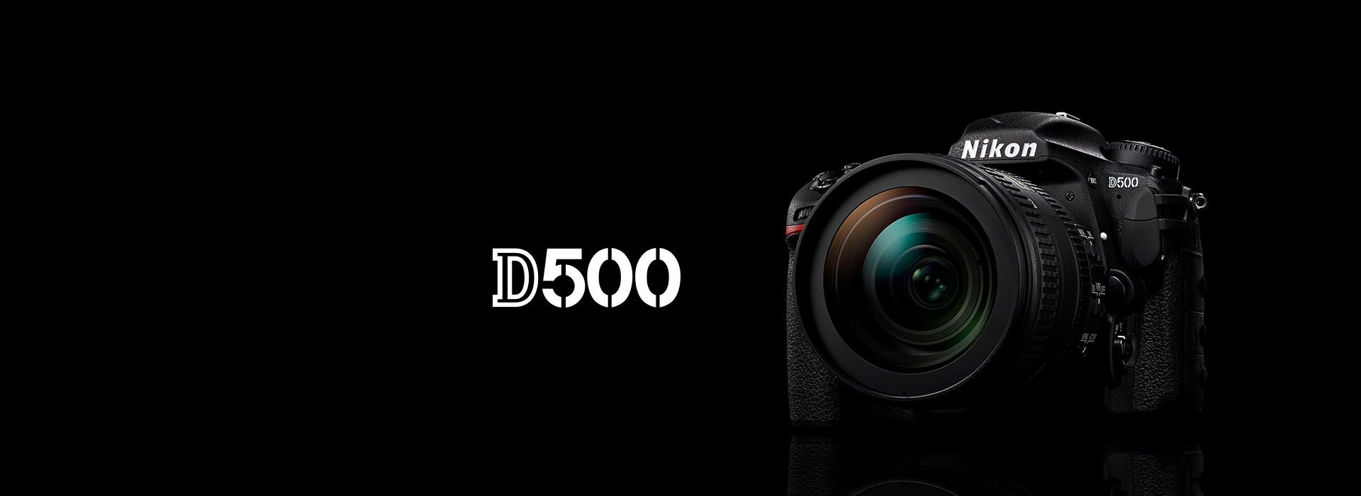 Nikon D500 | DSLR Camera | Body, Specs, Kits & Accessories | UK