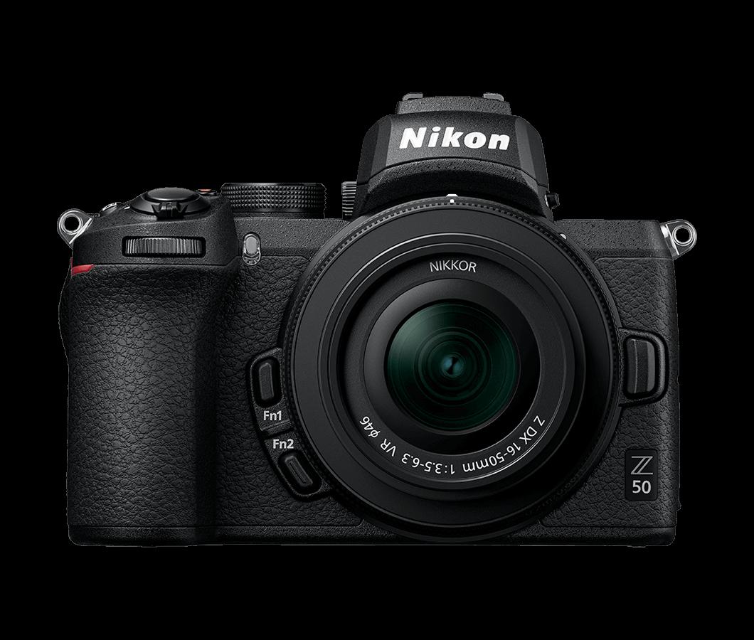Telo fotoaparátu Z 50