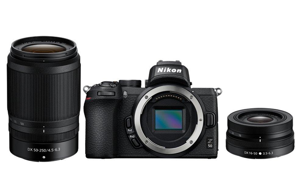 Z50 + NIKKOR Z DX 16–50 mm f/3,5–6,3 VR + NIKKOR Z DX 50–250 mm f/4,5–6,3 VR