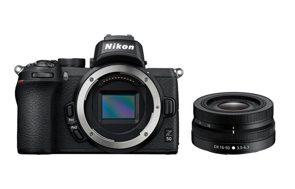 Z50 + NIKKOR Z DX 16–50 mm f/3,5–6,3 VR