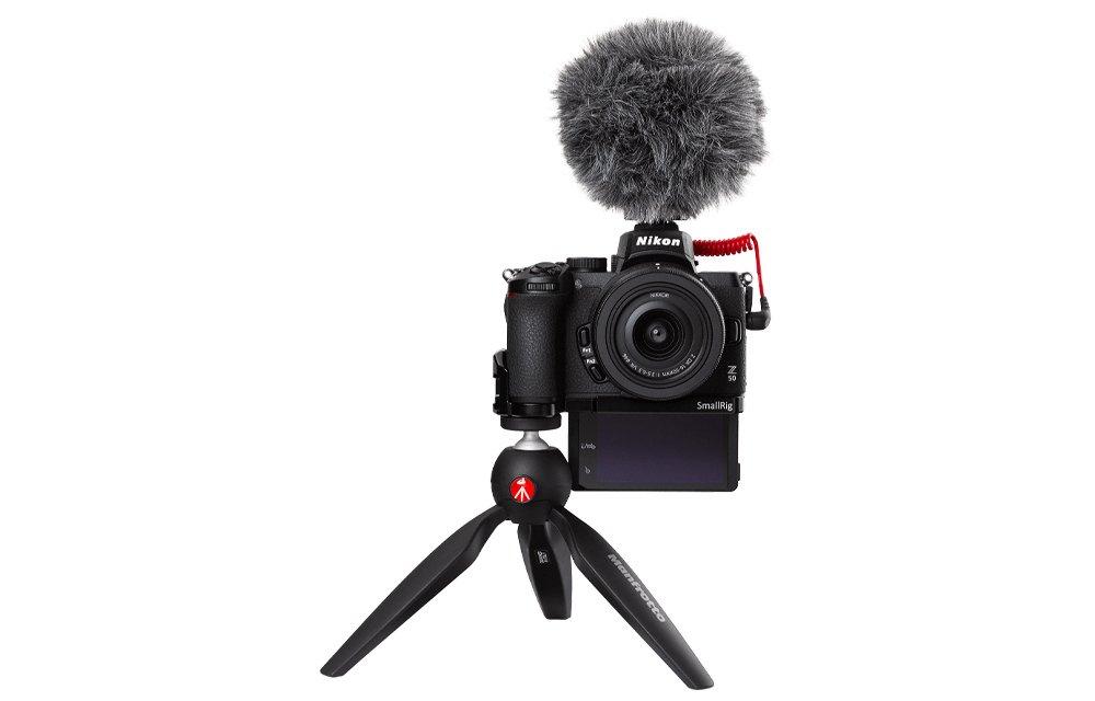 Z 50 Vlogger Kit
