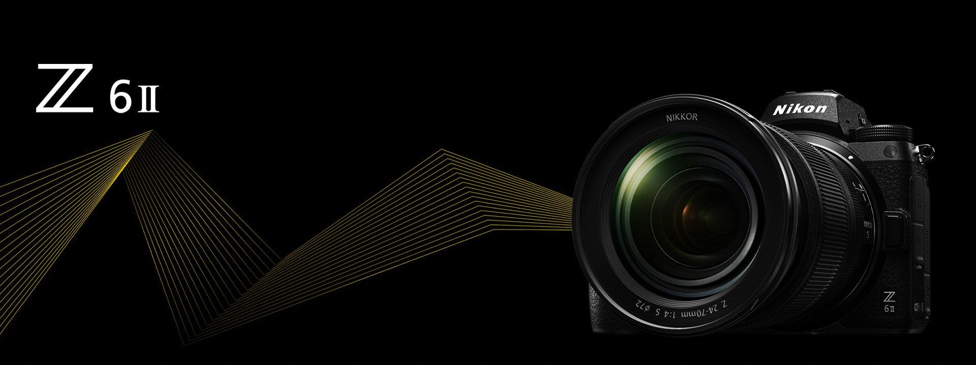 Nikon Z6 II video