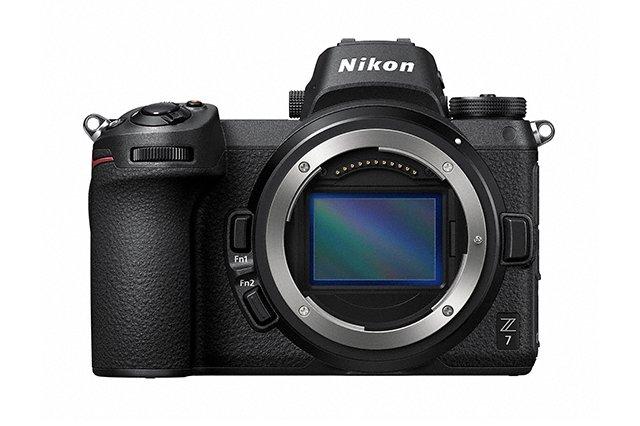 Large Nikon Z mount
