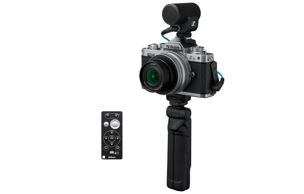 Z-fc-Vlogger-Kit