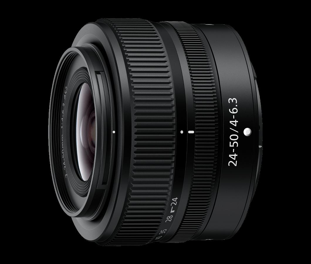 Z NIKKOR Z 24–50 mm f/3,5–6,3