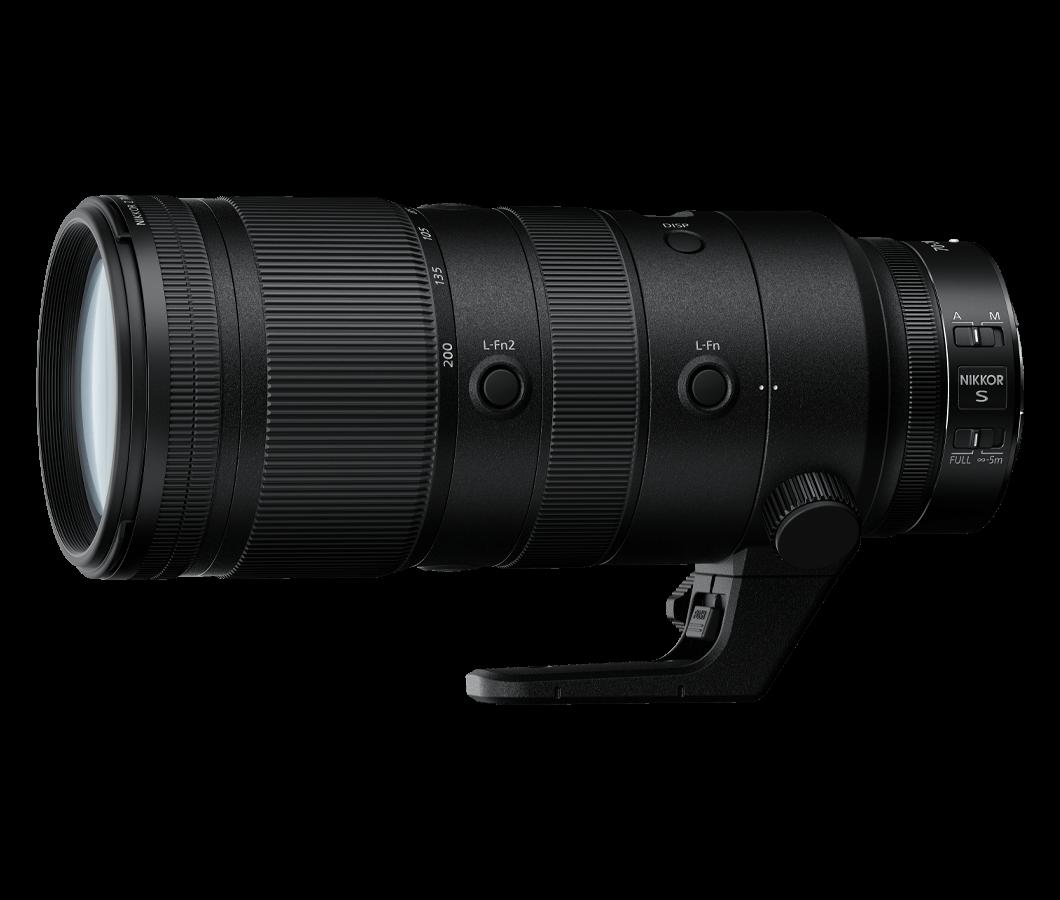 NIKKOR Z 70 – 200 mm f/2,8 VR S