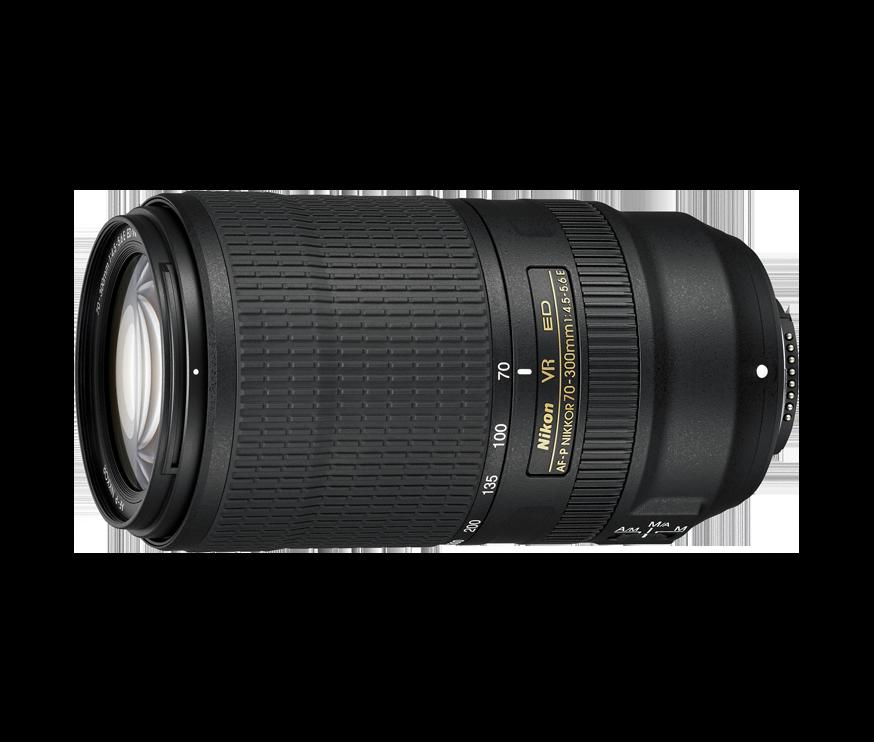 AF-P NIKKOR 70–300 mm f/4,5–5,6E ED VR
