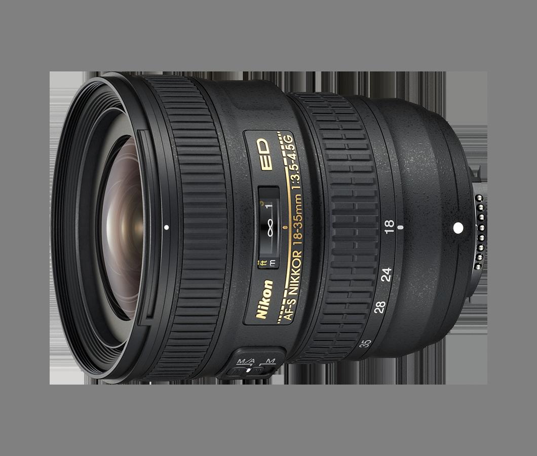 AF-S NIKKOR 18-35mm f/3.5-4.5G ED