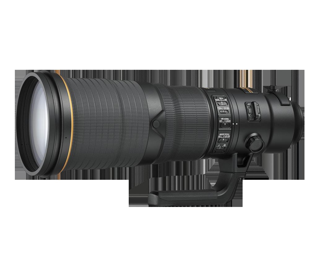 AF-S NIKKOR 500mm f/4E FL ED VR
