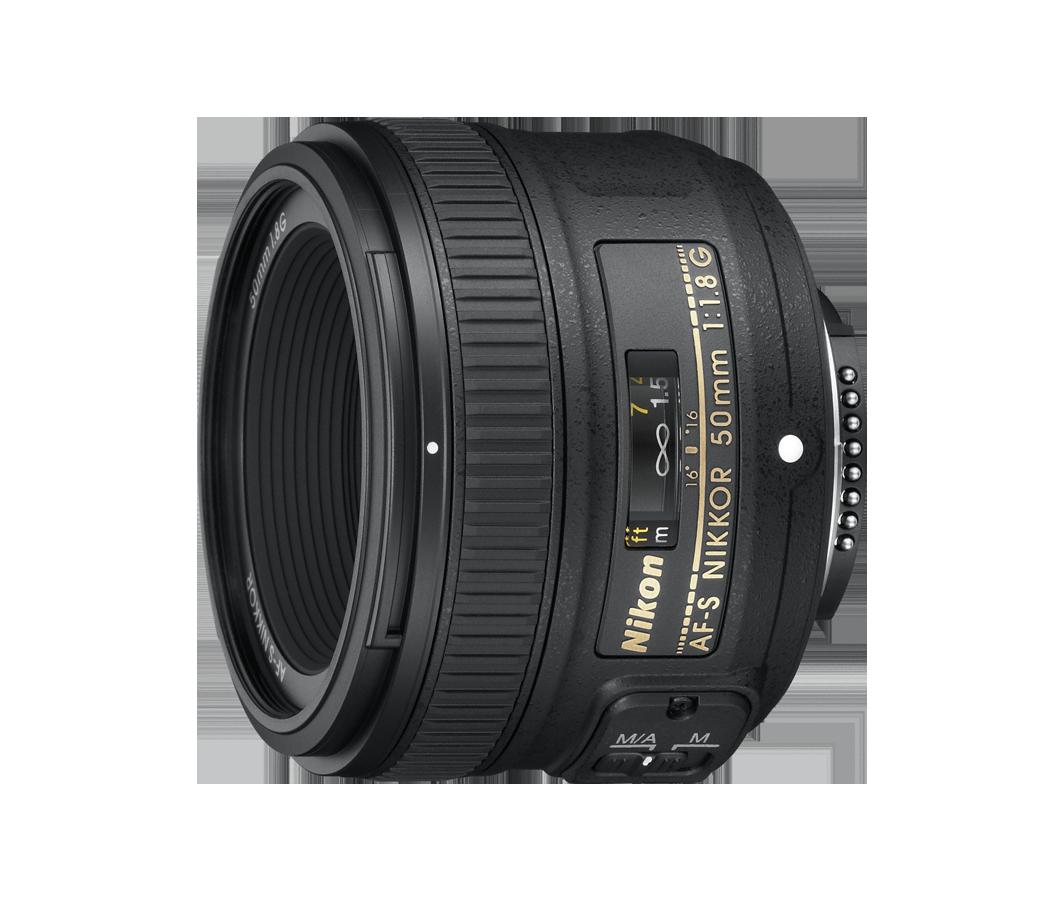 AF-S NIKKOR 50 mm f/1.8G
