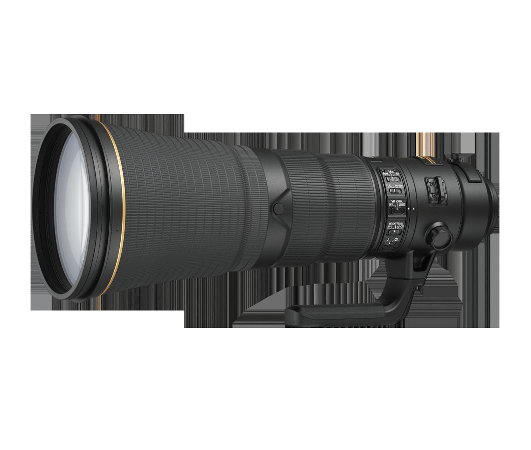 AF-S NIKKOR 600mm f/4E FL ED VR