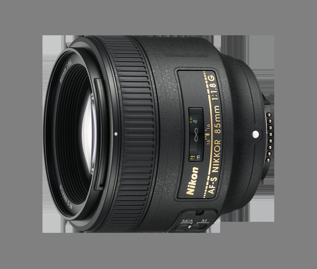 AF-S NIKKOR 85mm f/1,8G