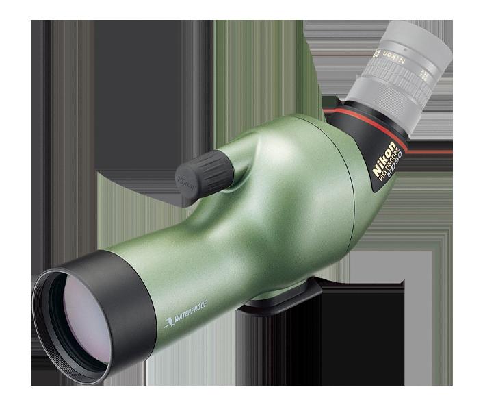 Fieldscope ED50 Angled Pearlescent Green