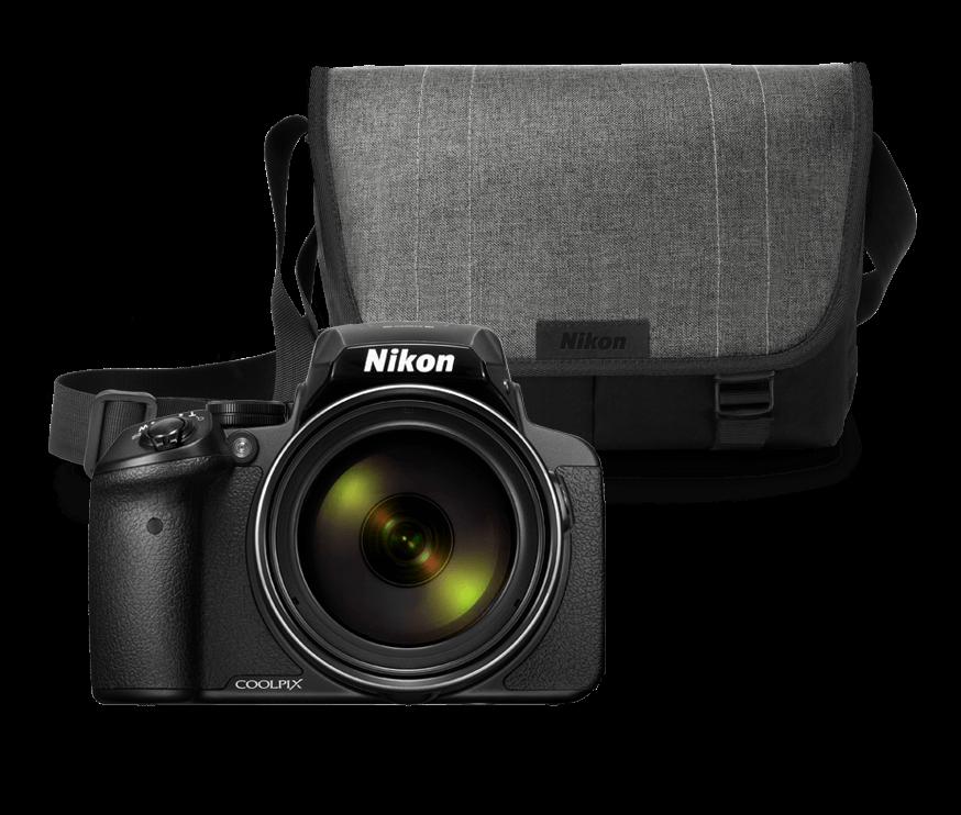 P900 + kostenlose Messenger-Bag