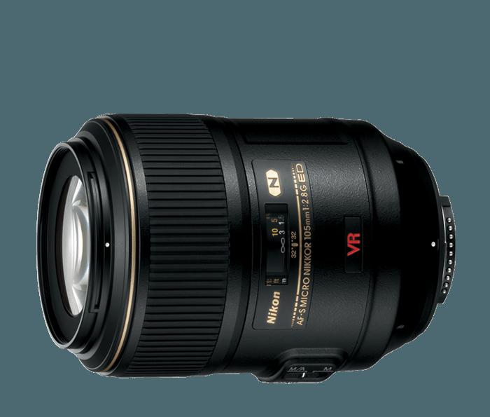 AF-S MICRO NIKKOR 105mm f/2.8G IF ED VR