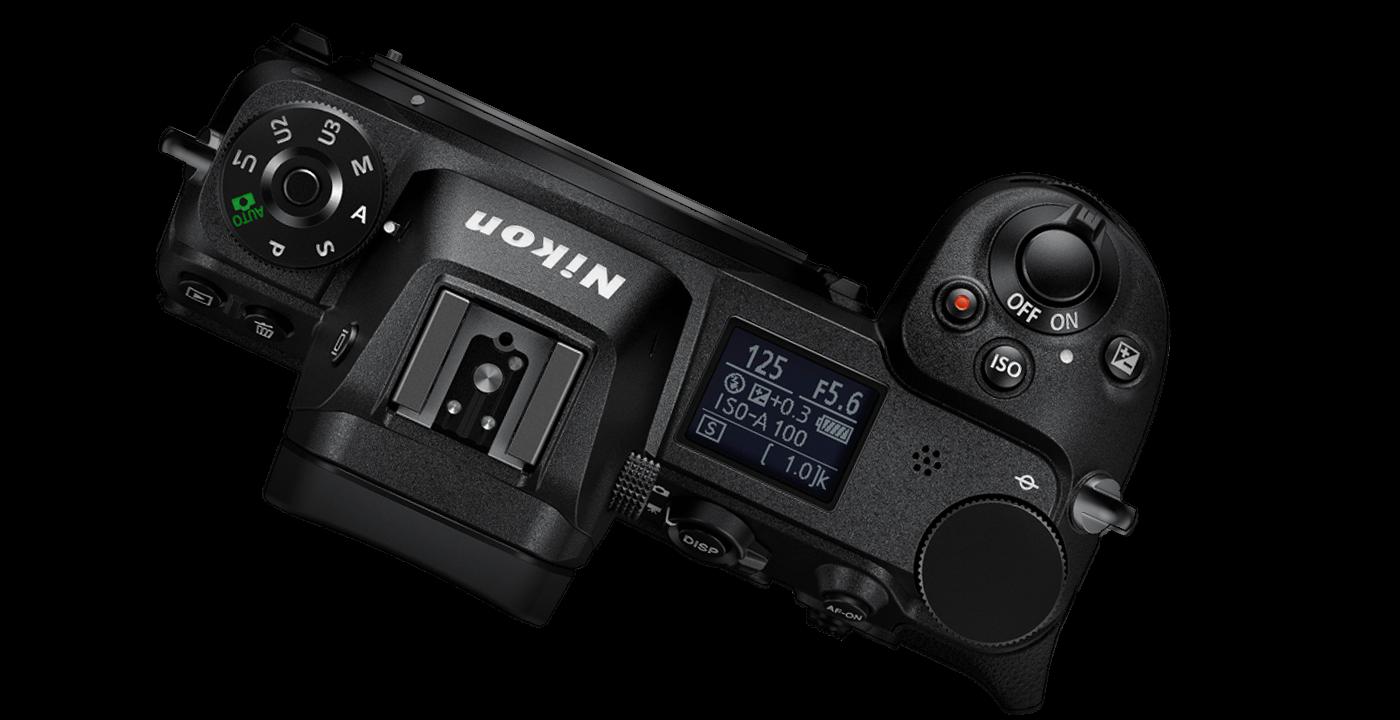 Nikon Z   Full-frame cameras and lenses   Mirrorless