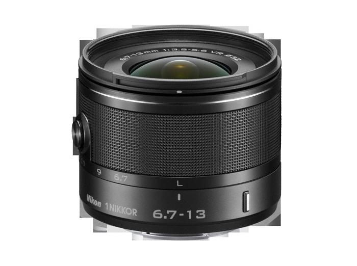 1 NIKKOR VR 6.7-13mm f/3.5-5.6
