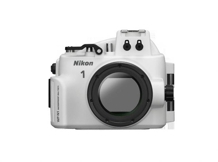 Nikon 1 undervanns hus