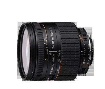 24-85mm f/2.8-4D IF AF NIKKOR