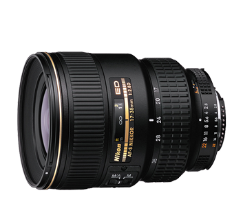 AF-S ZOOM NIKKOR 17-35mm f/2.8D IF-ED