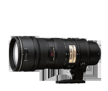 70-200mm f/2.8G ED-IF AF-S VR Zoom-Nikkor