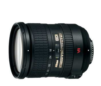 18-200mm f/3.5-5.6G IF-ED AF-S VR DX NIKKOR
