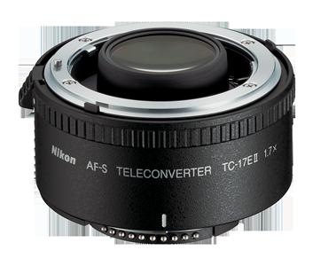 Téléconvertisseur AF-S TC-17E II