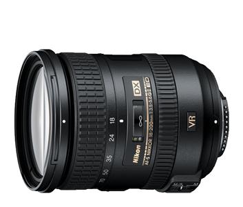 AF-S DX NIKKOR 18-200mm f/3.5-5.6 G ED VR Ⅱ