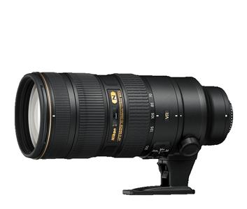 AF-S NIKKOR 70-200mm f/2.8G ED VR Ⅱ