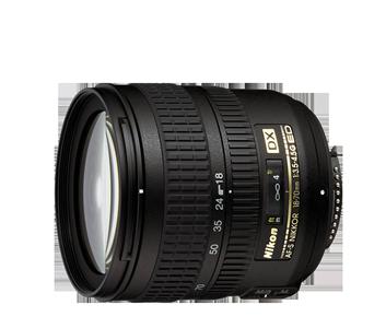 18-70mm f3.5-4.5G ED-IF AF-S DX NIKKOR