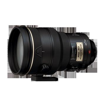 200 mm f/2G ED-IF AF-S VR NIKKOR