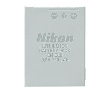Батарея EN-EL8