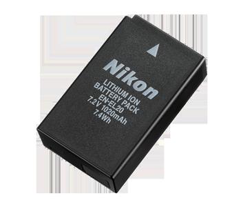 Li-on Rechargeable battery EN-EL20