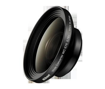 Wide Lens Converter WC-E76