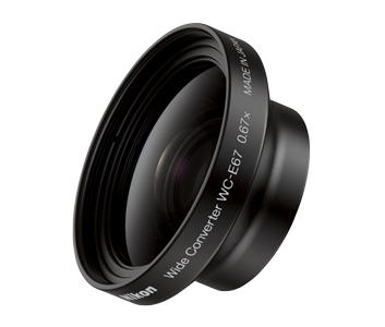Wide Lens Adapter WC-E67